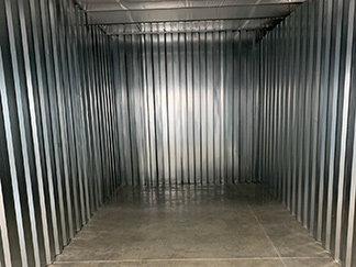 temperature and humidity controlled storage units